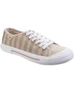 Jumpin Haystack Linen Sneakers