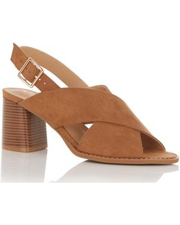Brittany Block Heel