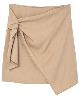 Decorative Knot Skirt