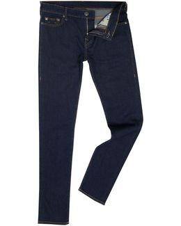 Tony Midnight Dark Wash Skinny Jeans