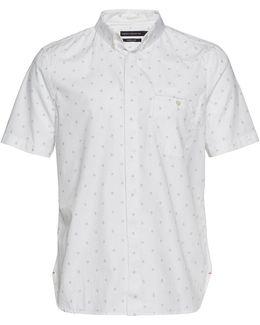 Halley Dot Short Sleeve Shirt