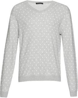Callisto Dot Knits Sweater