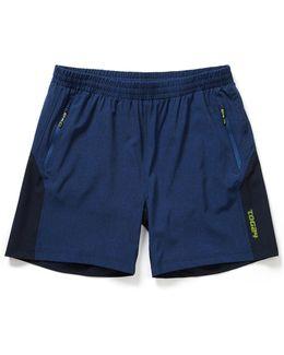 Rien Mens Tcz Stretch Running Shorts