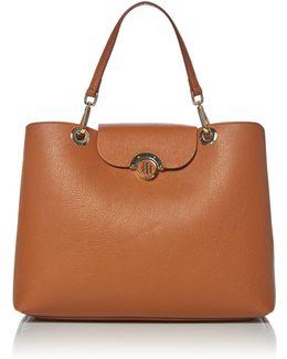 Effortless Satchel Bag
