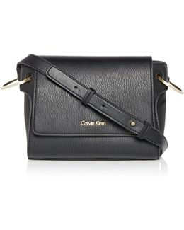 Irene Flap Over Crossbody Bag