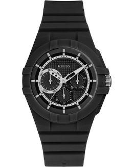 W0942l2 Ladie`s Silicone Strap Watch