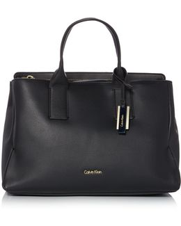 Millie Black Tote Bag