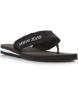935093 Nylon Toe Post Sandals
