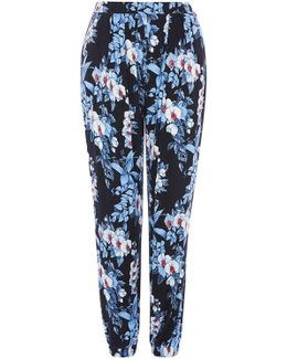 Tropical Botanical Trouser
