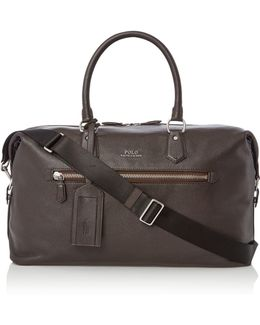 Bengal Leather Satchel