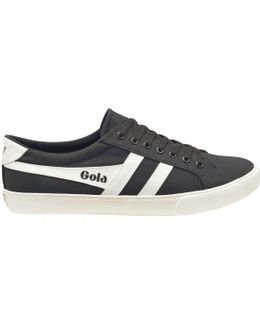 Varsity Lace Up Trainers