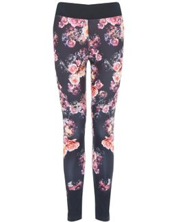 Graduated Print Legging