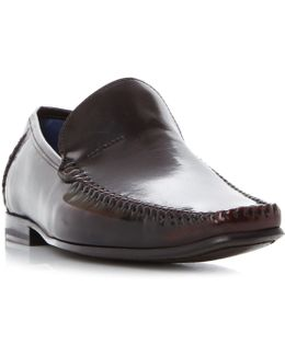 Bly 8 Chiselled Apron Slip Loafers