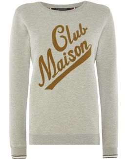 Club Maison Sweathshirt