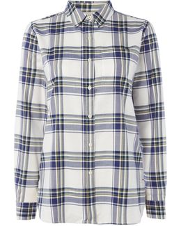 Newton Checked Shirt