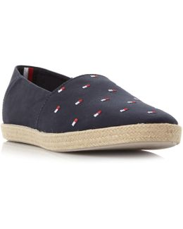 Granada 2d4 Espadrille Slip On Shoes