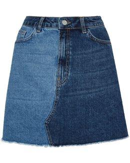Allene Denim Skirt
