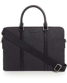 Jetset Double Zip Briefcase