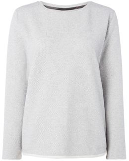 Long Sleeved Bowmore Top
