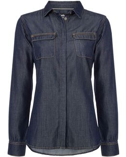 Mallory Denim Shirt