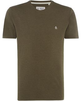 Pinpoint Crew Neck T-shirt