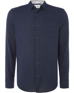 Nep Brushed Cotton Shirt