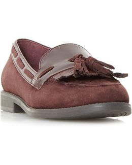 Goodness Fringe Tassel Loafers