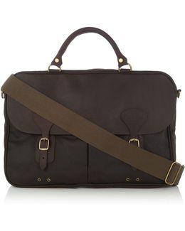 Wax Briefcase