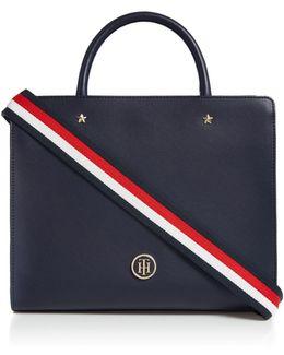 Youthful Novelty Satchel Bag