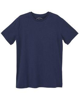 Men's Essential Cotton-blend T-shirt