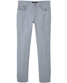 Slim-fit Cotton Chinos