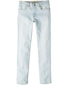 Slim-fit Light Wash Jan Jeans