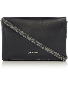 Marissa Mono Crossbody Clutch Bag