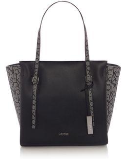 Marissa Mono Large Tote Bag