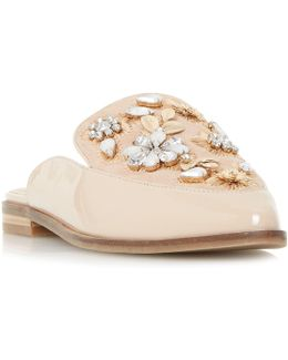 Gemily Backless Loafers