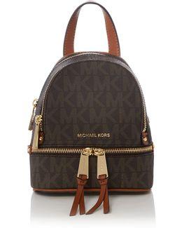 Rhea Zip Extra Small Backpack
