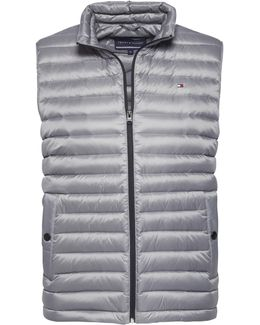 Lw Packable Down Vest