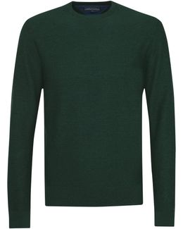 Structured Fineliner Jumper