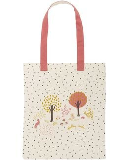 Epping Forest Medium Tote Bag