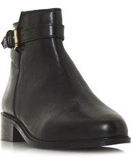 Poppy Taro Ankle Boots