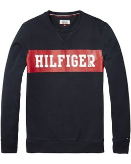 Basic Branded Jumper