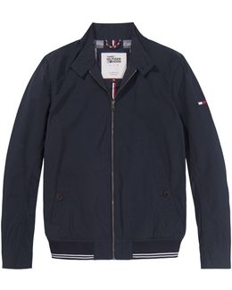 Basic Harrington Jacket