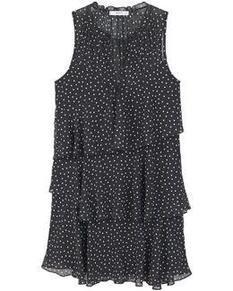 Flowy Ruffled Dress