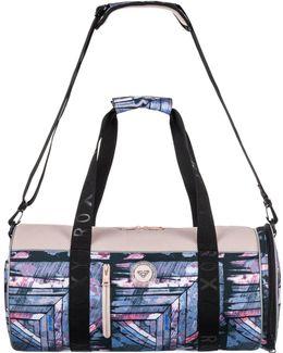 El Ribon Large Sports Duffle Bag
