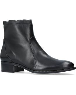 Dora Ankle Boots