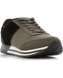 Emile Two Tone Runner Trainers