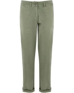 Cotton Cargo Trouser