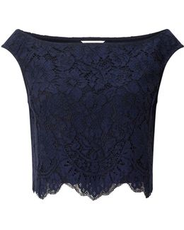 Lucy Lace Petite Top
