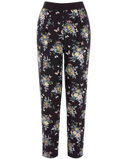 Marie Printed Soft Trouser