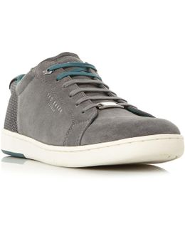 Xiloto Suede Cupsole Trainers